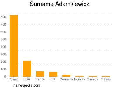 Surname Adamkiewicz