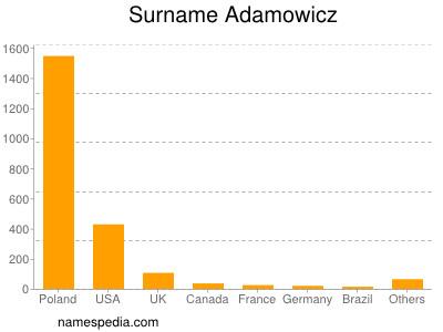Surname Adamowicz