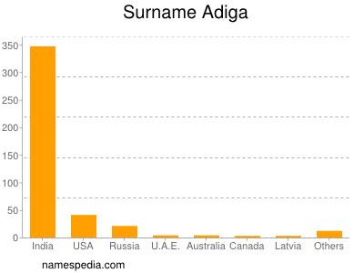 Surname Adiga