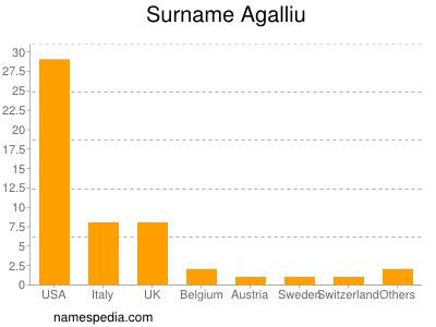 Surname Agalliu