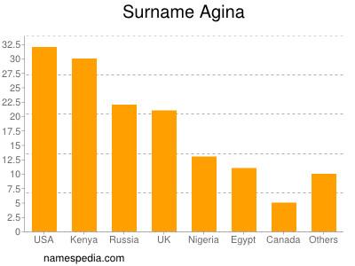 Surname Agina
