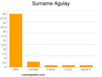 Surname Agulay