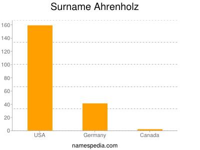 Surname Ahrenholz