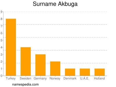 Surname Akbuga