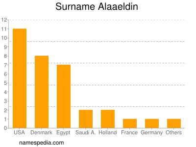 Surname Alaaeldin