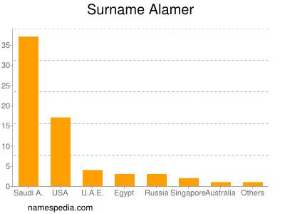 Surname Alamer