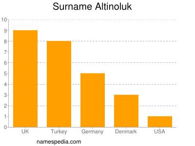 Surname Altinoluk