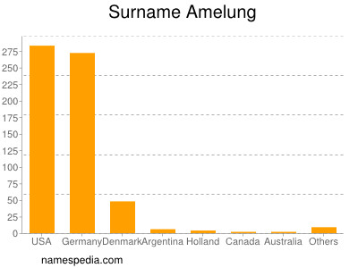 Surname Amelung