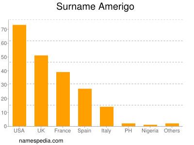 Surname Amerigo