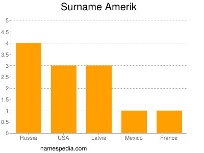 Surname Amerik