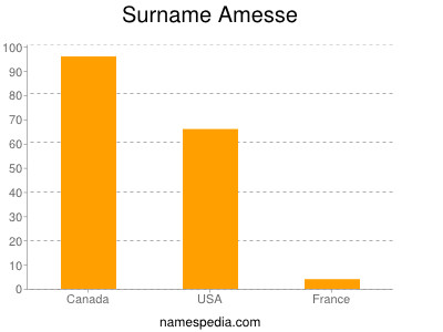Surname Amesse