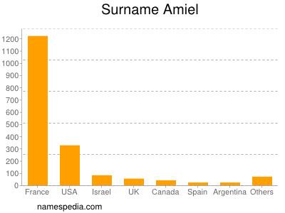 Surname Amiel
