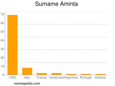 Surname Aminta