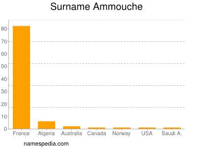 Surname Ammouche