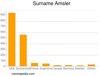 Surname Amsler