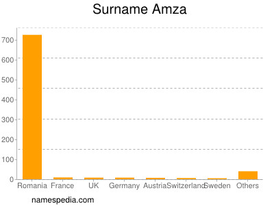Surname Amza