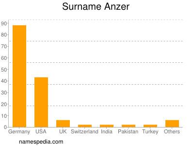 Surname Anzer