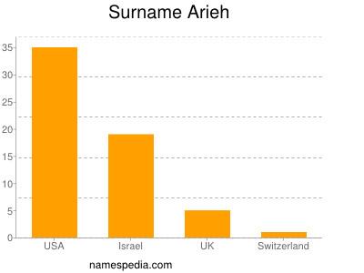 Surname Arieh