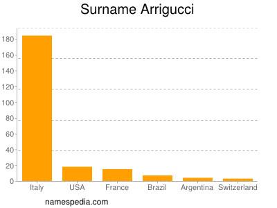 Surname Arrigucci