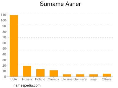 Surname Asner