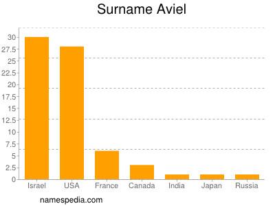 Surname Aviel
