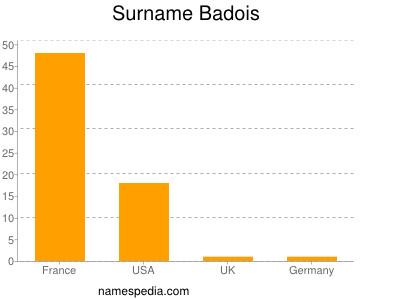 Surname Badois