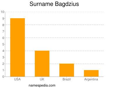 Surname Bagdzius