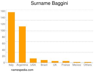 Surname Baggini