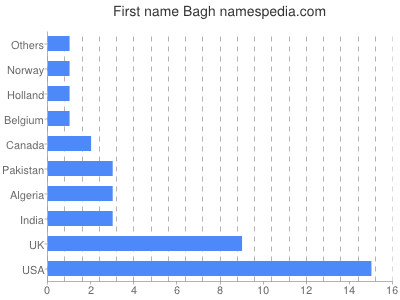 Given name Bagh