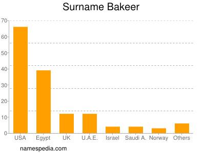 Surname Bakeer