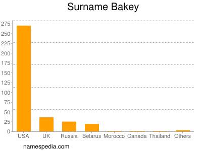 Surname Bakey