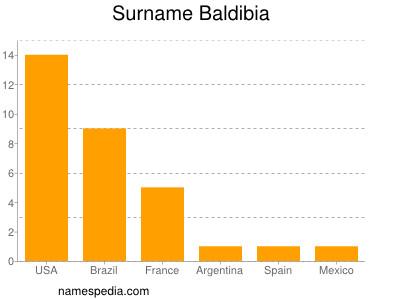 Surname Baldibia