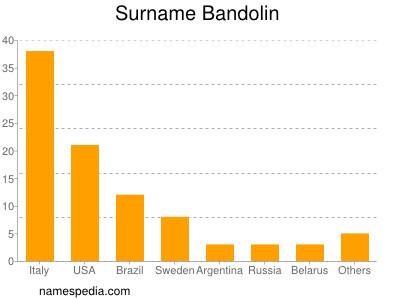 Surname Bandolin