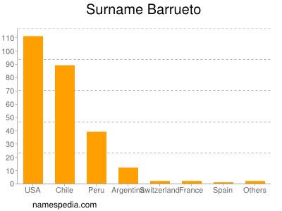 Surname Barrueto