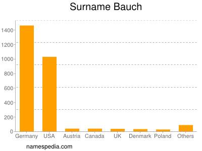 Surname Bauch