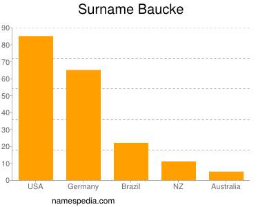 Surname Baucke