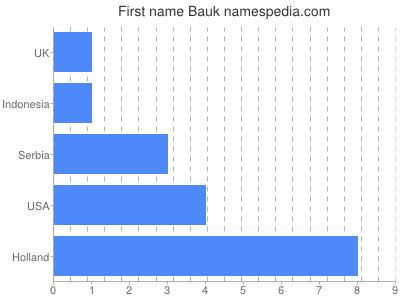 Given name Bauk