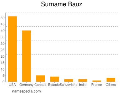 Surname Bauz