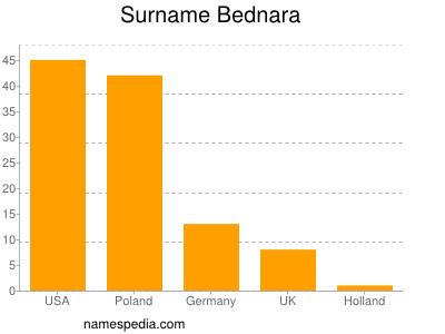 Surname Bednara
