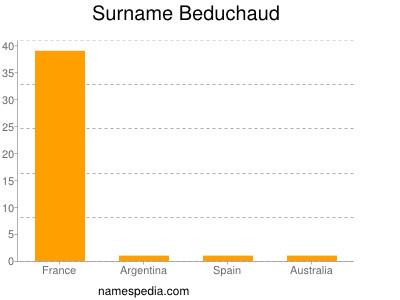 Surname Beduchaud