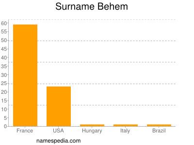 Surname Behem