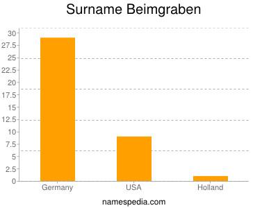 Surname Beimgraben