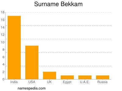 Surname Bekkam
