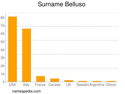 Surname Belluso
