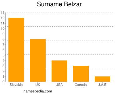 Surname Belzar
