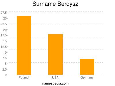 Surname Berdysz