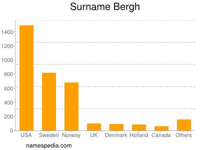 Surname Bergh