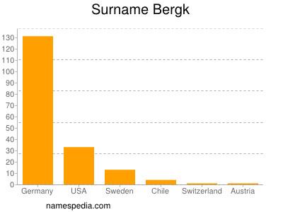 Surname Bergk