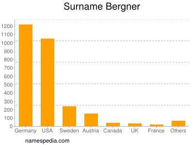 Surname Bergner