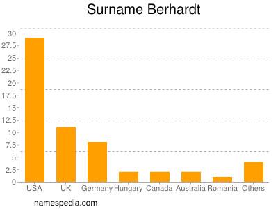 Surname Berhardt